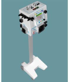 enhanced module for dialysis unit