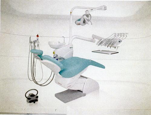 2020 donation Complete Dental Chair System for Dom Zdravlja Mali Losinj
